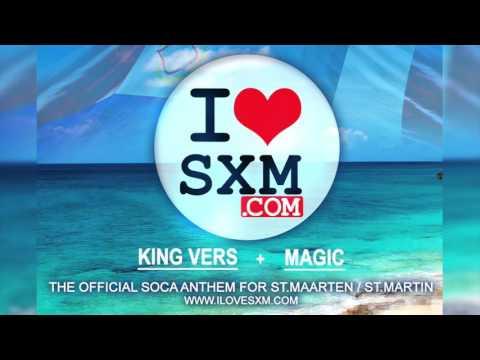 I Love SXM - ST MAARTEN / ST MARTIN OFFICIAL SOCA ANTHEM