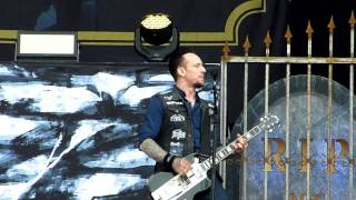 Volbeat - Lola Montez (Live - Download Festival, Donington, UK, June 2014)