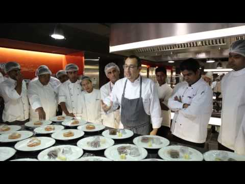 Electrolux Professional Worldchefs Partnership - Cook&Chill system and Banqueting