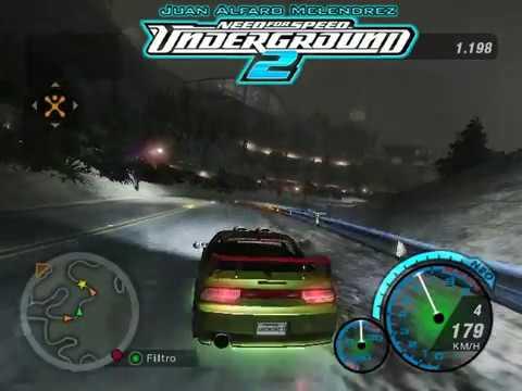 Need For Speed Underground 2 Foto Para Portada De Dvd Youtube