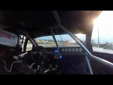 Ransomville speedway 4 banger #43 5/10/17 test and tune
