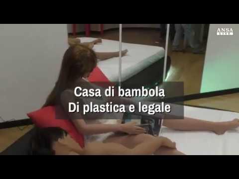 A torino apre lumidolls la casa delle bambole hot youtube - Casa delle lampadine torino ...