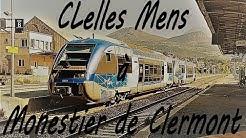 Gap Grenoble section Clelles à Monestier (ep 5/8) en cabine cab drive ATER X73500