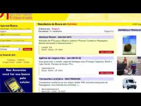 Amarelas Internet - AIYellow Suisse   France - Barduzzi www.aiyellow.com/bbc