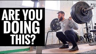 What every CROSSFIT athlete SHOULD BE DOING