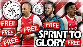NUR MIT VORVERTRÄGEN ZUM CHAMPIONS LEAGUE TITEL! 😍🔥 | FIFA 18 Ajax Amsterdam Sprint to Glory
