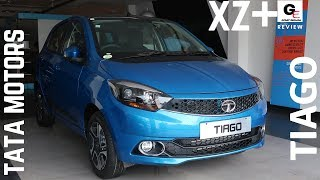 2018 Tata Tiago XZ Plus | Tiago Facelift | most detailed review | features | specs | price !!!