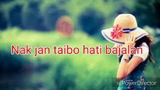 Gambar cover davit iztambul- Ka Rantau  video : lirik