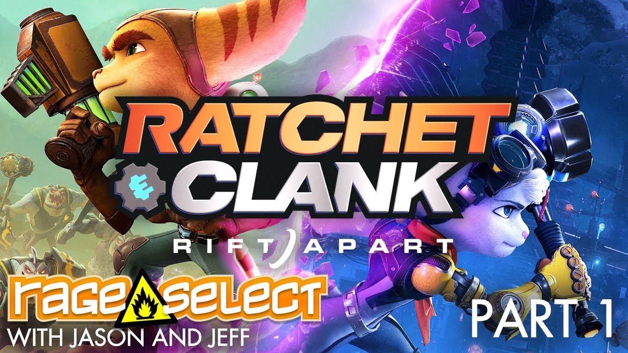Ratchet & Clank: Rift Apart (The Dojo) Let's Play - Part 1