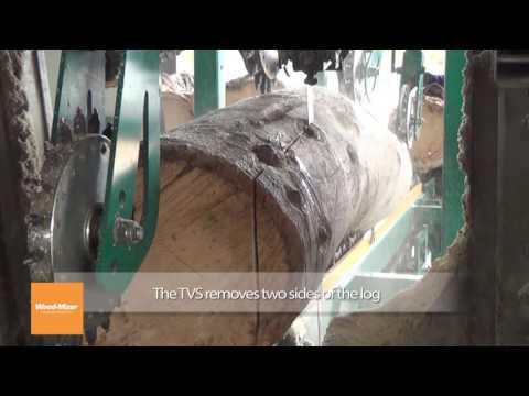 Sawing Rubberwood in Liberia with Wood-Mizer Sawmills