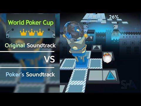 Rolling Sky | World Poker Cup - Poker VS Original Soundtrack (Re-skinned)