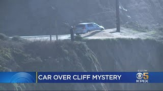 Intense Search For Car That May Have Tumbled Off Highway 1 Cliff