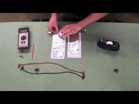 capacitor lab
