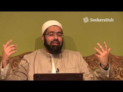 Islam FAQ - 23 - Shaykh Faraz Rabbani