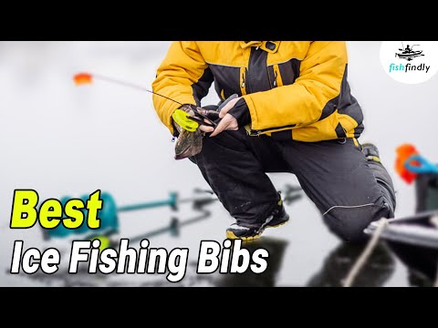 Best Ice Fishing Bibs In 2020 – Best Choice For Ice Fishing!