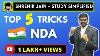 Top 5 Tricks of NDA Mathematics in Hindi screenshot 5