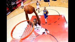 Toronto Raptors vs. Golden State Warriors (Game 1 Recap)   NBA Finals