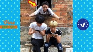 Best funny videos 2018 ● People doing stupid things compilation P8