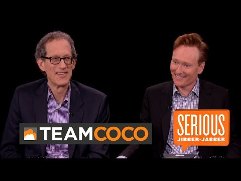 Author Richard Zoglin — Serious Jibber-Jabber with Conan O'Brien