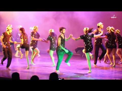 Bollywood Jazz Dance   Jumo Up 2015   Aakrit Dance Centre