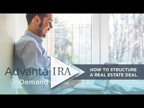 How to Structure a Real Estate Deal