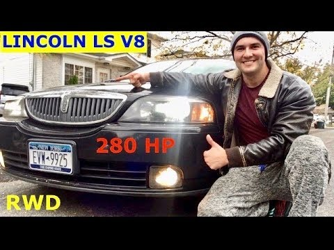This Lincoln LS V8 Is A Top Of The Line American Luxury Car That Is Really A Jaguar