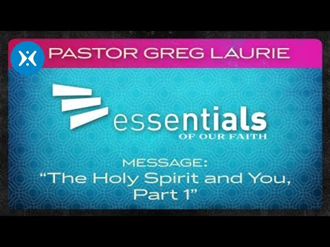 The Holy Spirit and You, Part 1
