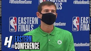 Brad Stevens Postgame Interview - Game 2 | Heat vs Celtics | September 17, 2020 NBA Playoffs