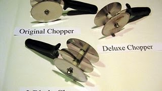 Palm Beach Chopper - Salad Chopper And Commercial Kitchen Prep Tool