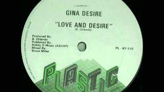 Gina Desire - Love And Desire