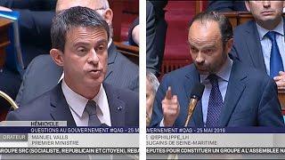 Le député-maire du Havre interpelle le Premier ministre