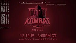 Mortal Kombat Mobile - Kombat Kast Терминатор Обновление 2.4