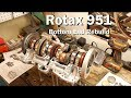 Rotax 951 Bottom End Assembly - Part 1