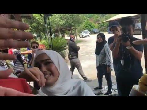Elfira Loy Menahan Sedih Menyanyi Lagu 'Terakhir' Bekas Tunangnya Sufian Suhaimi!