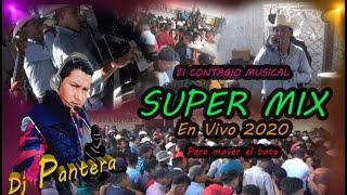 MIX  EL CONTAGIO  DJ  PANTERA (En Vivo)