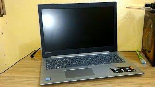 Como Entrar Na BIOS Do Lenovo Ideapad 320