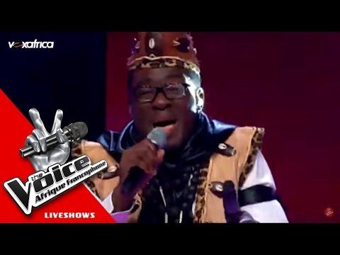 Parfait Ekani - Awa Awa | (The Voice Afrique francophone 2016 - GrandShow 1)
