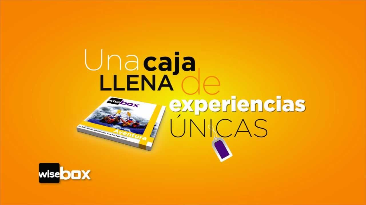 Wisebox  Experiencias De Regalo