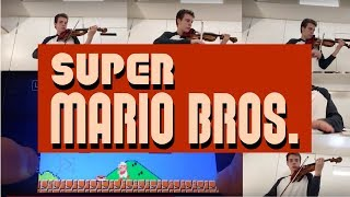 Super Mario Bros meets Violin