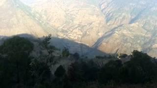 "Nepal is beautiful....Scene.Khotang Jhappa hill""JURE THUMKA"""