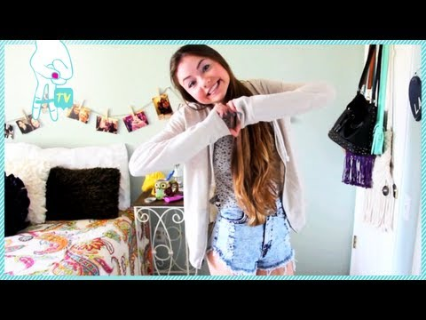 Stilababe09's How To Wear High Waisted Shorts #OOTD Ep. 11