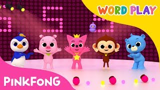 Counting 1 to 5   Word Play   Pinkfong Songs for Children