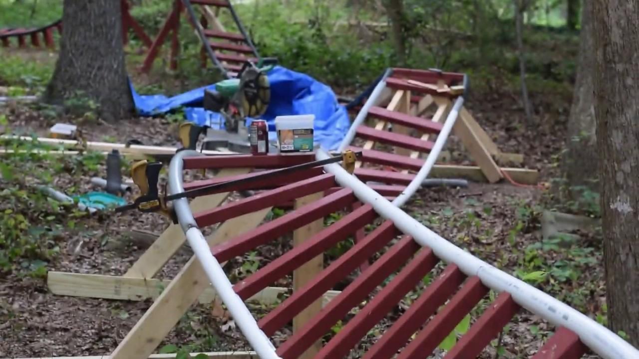 The Black Widow's First Victim - Backyard Roller Coaster ...