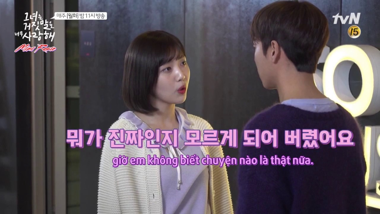 [Vietsub] (Hậu trường) Making #9 The liar and his lover