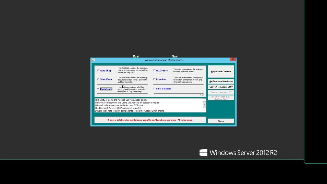 Winworks Cloud | Cloud Server Hosted Auto Shop Management Software