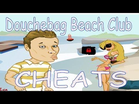 Douchebag Beach Club cheats