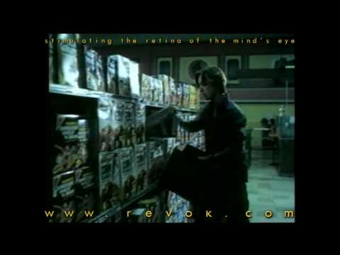 INTRUDER (1989) Trailer for Scott Spiegel's gore filled slasher with Sam Raimi, Bruce Campbell