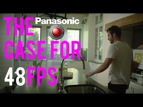 The case for 48 frames per second - RED and GH5 - best methods for maximizing your film shoot