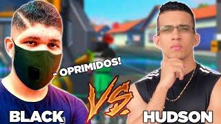 HUDSON AMORIM DESAFIOU O BLACK444 NESSE 4X4, FOI OPRIMIDO!? BLACK x HUDSON