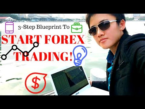 HOW TO START FOREX TRADING | Karen Trading Tips EP.1